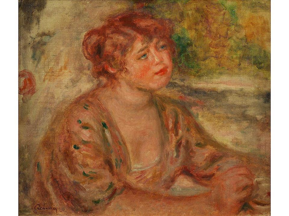 Pierre-Auguste Renoir, 1841 Limoges – 1919 Cagnes
