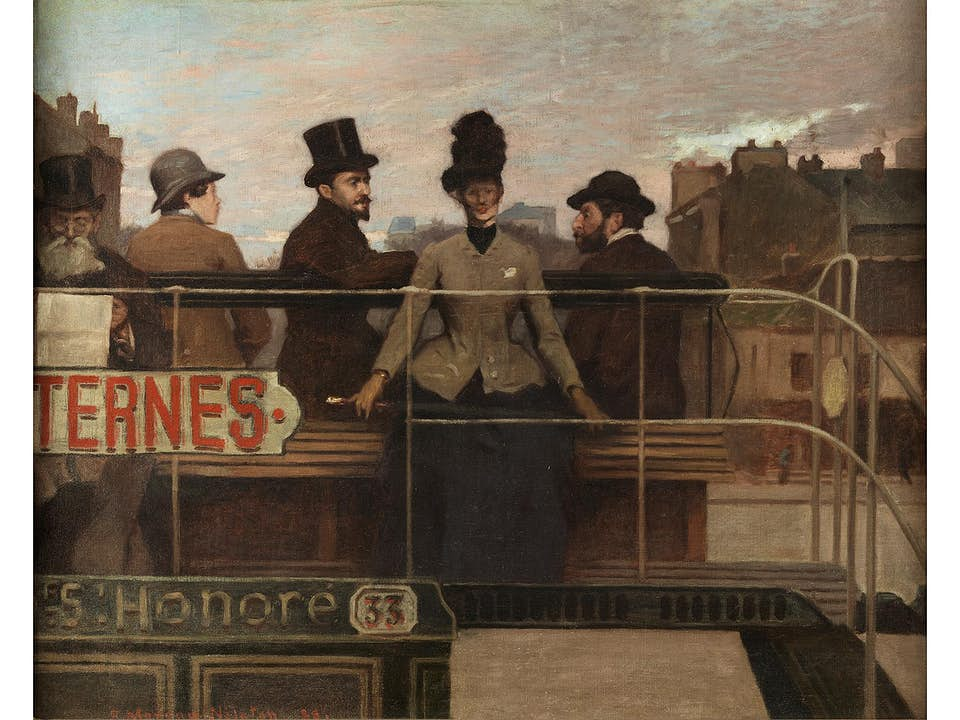 Étienne Adolphe Moreau-Nelaton, 1859 Paris – 1927 ebenda