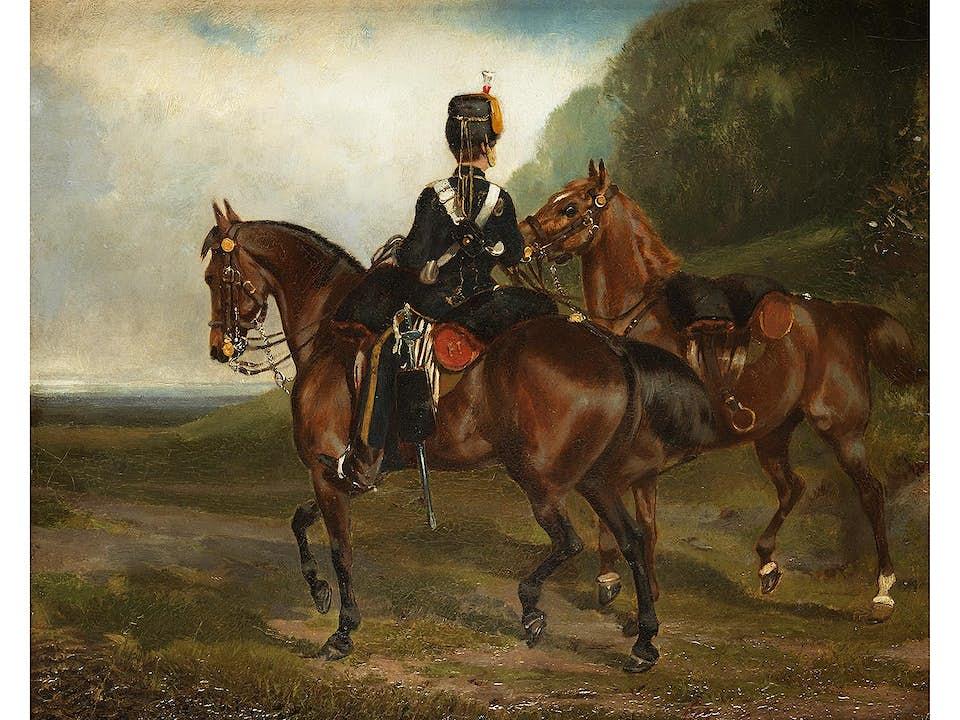 William Osborne, 1823 – 1901