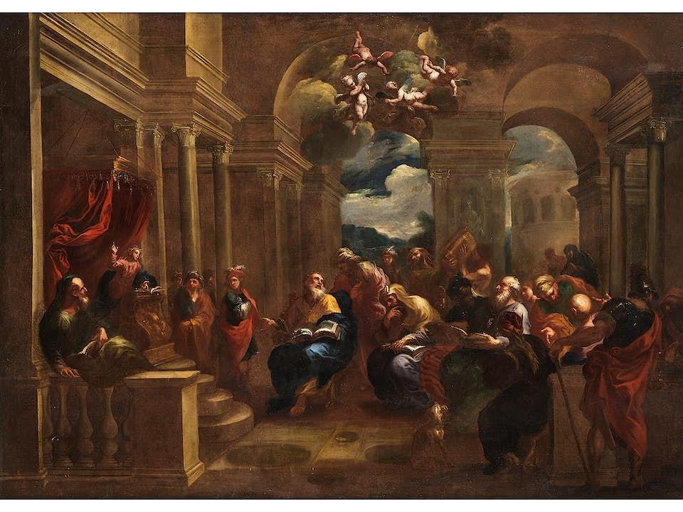 Norditalienischer Meister des 17./ 18. Jahrhunderts