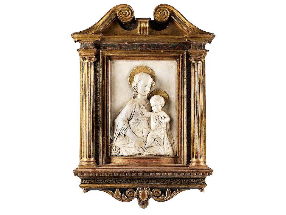 Gregorio di Lorenzo, um 1436 Florenz – um 1504 Forli, und Domenico Rosselli, Pistoia 1439 – Fossombrone 1498