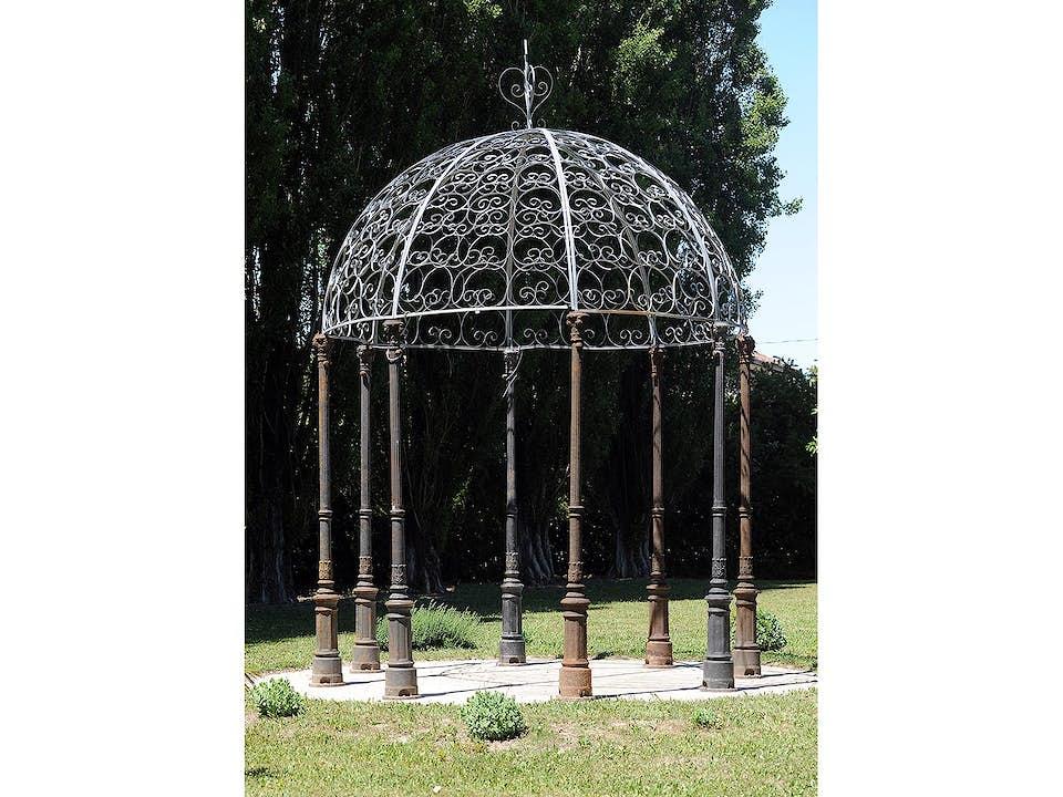 Großer Eisenpavillon