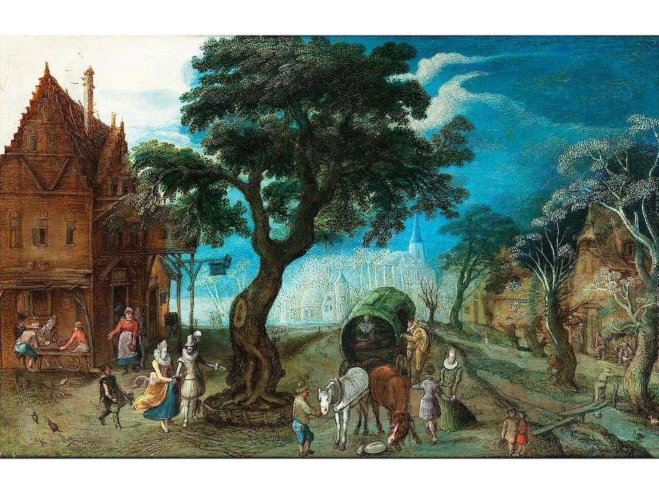 Christoffel van den Berghe, 1588/92 Antwerpen – 1628/48 Middelburg