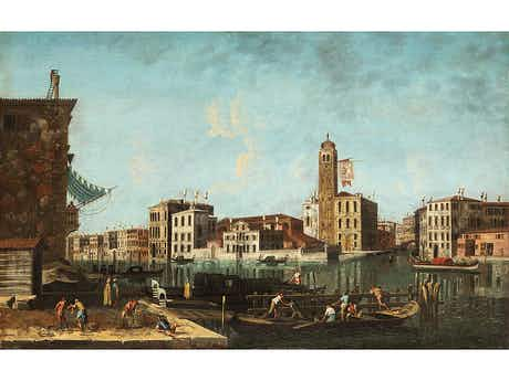Michele Giovanni Marieschi, 1710 – 1743 Venedig