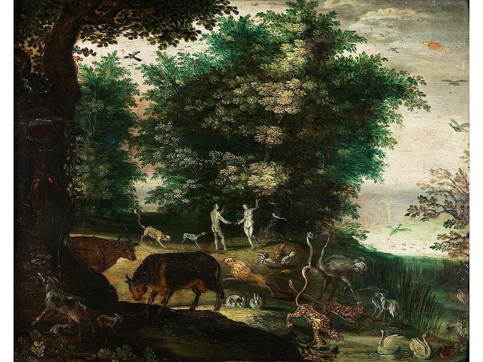 Roelant Savery, 1576/78 – 1639, Nachfolge des