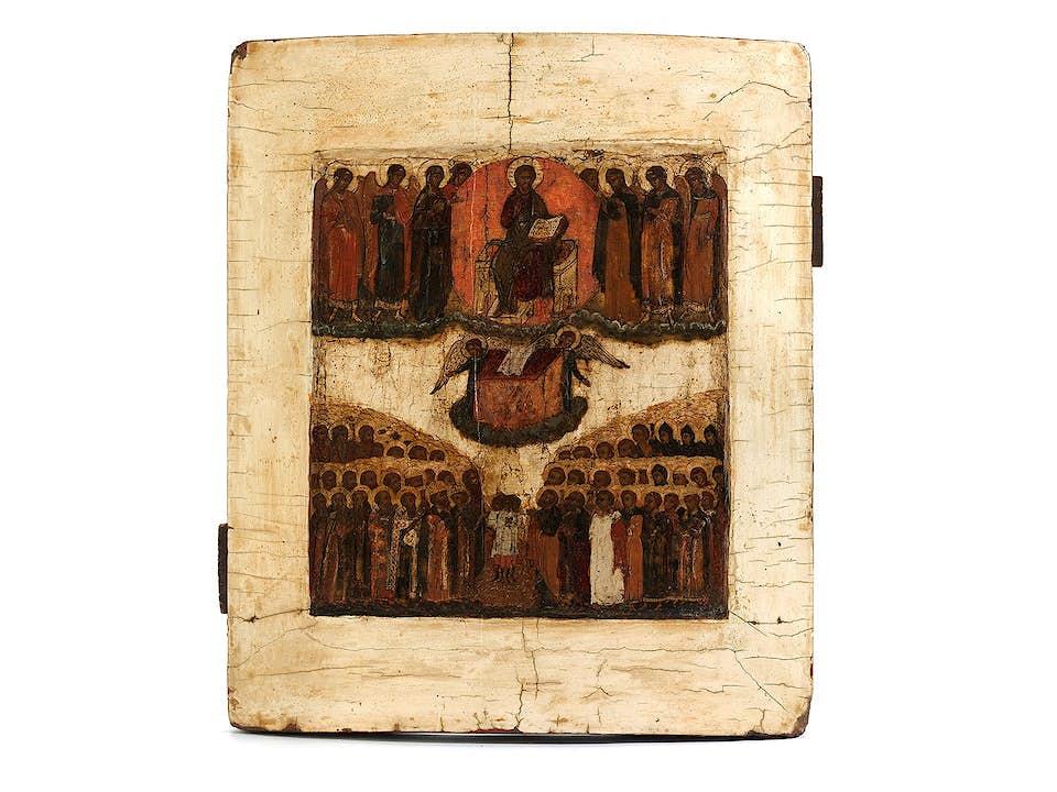 Kathedrale aller Heiligen Ikone