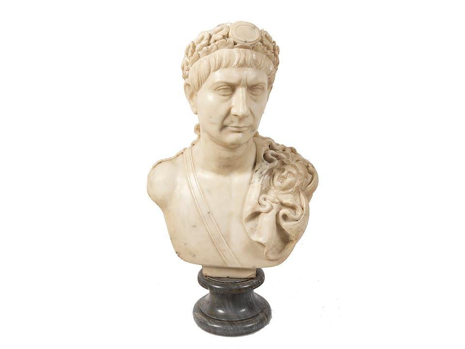 Büste des Kaiser Trajan