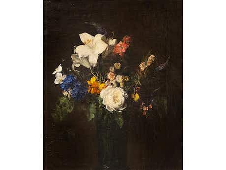 Henri-Théodore Fantin-Latour, 1836 Grenoble – 1904 Buré