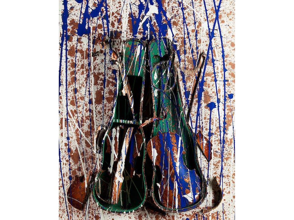 """Armand Pierre Fernandez, genannt """"Arman"""", 1928 Nizza – 2005 New York"""