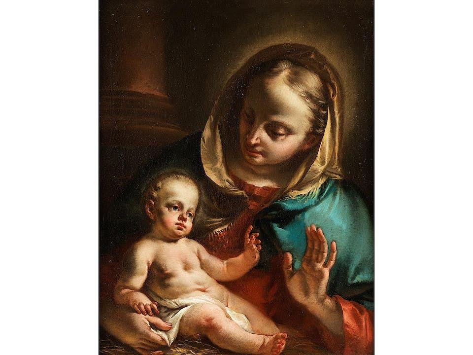 Francesco Zugno, 1709 Venedig – 1787