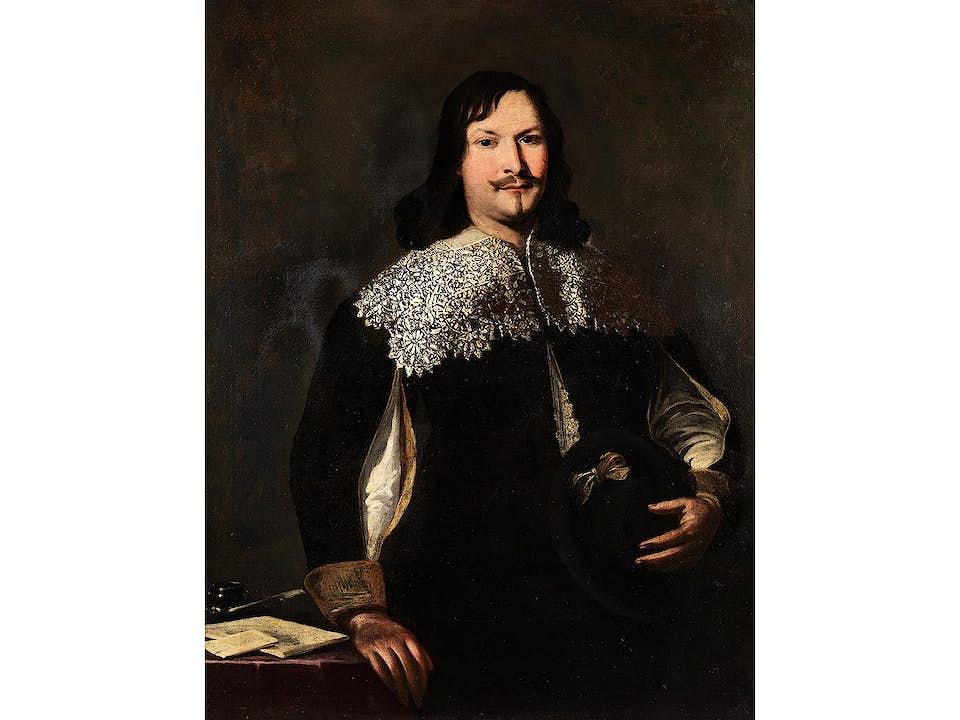 Nicolas Régnier, um 1590 - 1667, zug.