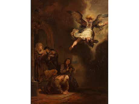 Maler des 19. Jahrhunderts, nach Rembrandt
