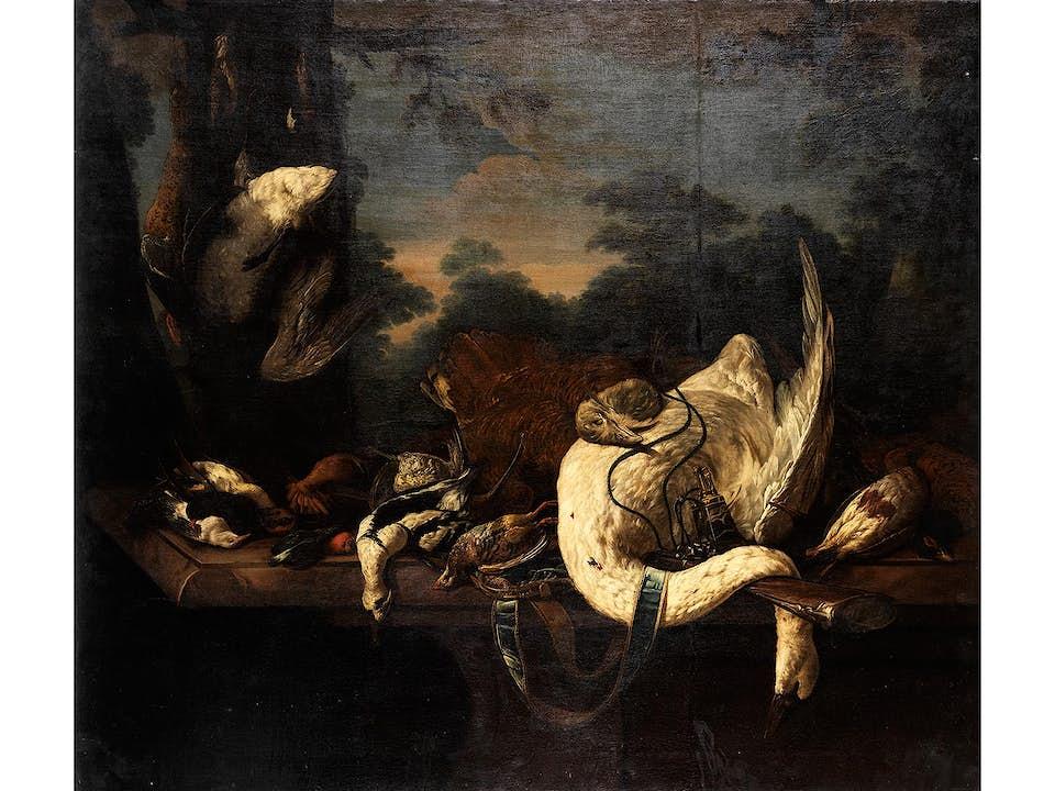 Leonard Knyff, 1650 Haarlem – 1722 London