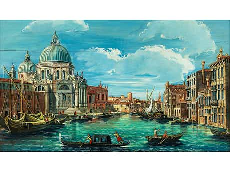Francesco Zanin, um 1824 – 1884 Venedig