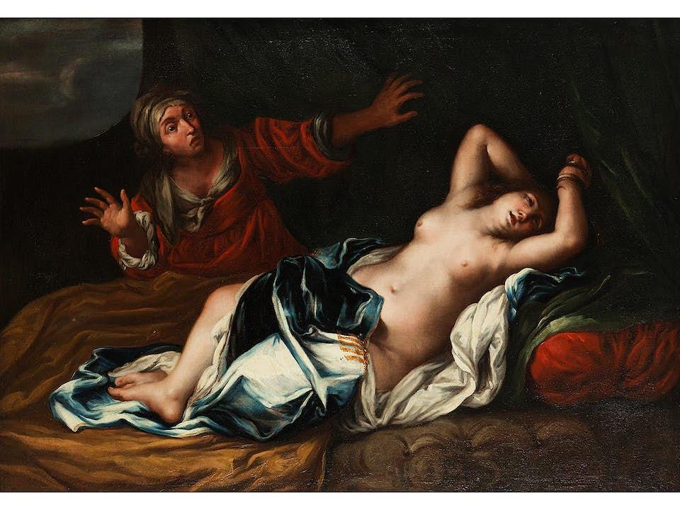 Maler der norditalienischen Schule des 17. Jahrhunderts