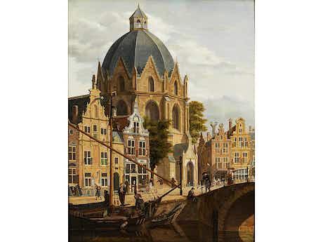 Jan Hendrik Verheyen, 1778 Utrecht – 1846 Utrecht