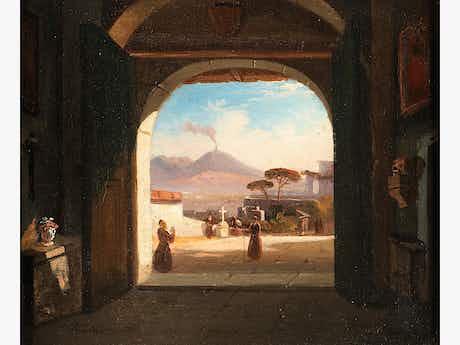 Giacinto Gigante, 1806 Neapel – 1876
