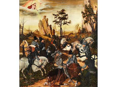 Lucas Cranach d. J., 1515 – 1586 Wittenberg