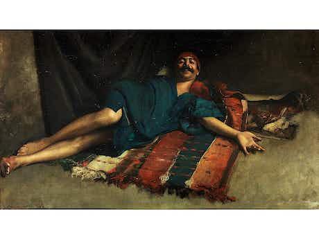 Maler des ausgehenden 19./ beginnenden 20. Jahrhunderts