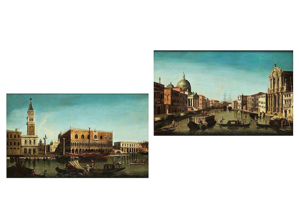 Francesco Albotto, 1721/22 Venedig – 1757 ebenda