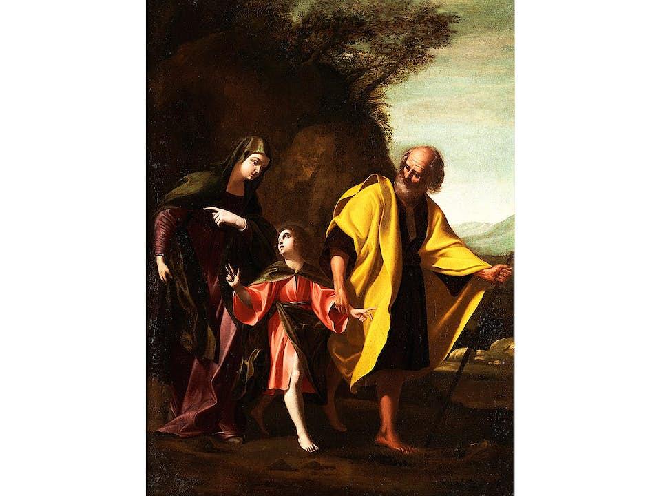 Giovanni Baglione, 1566/71 Rom – 1643/44 ebenda