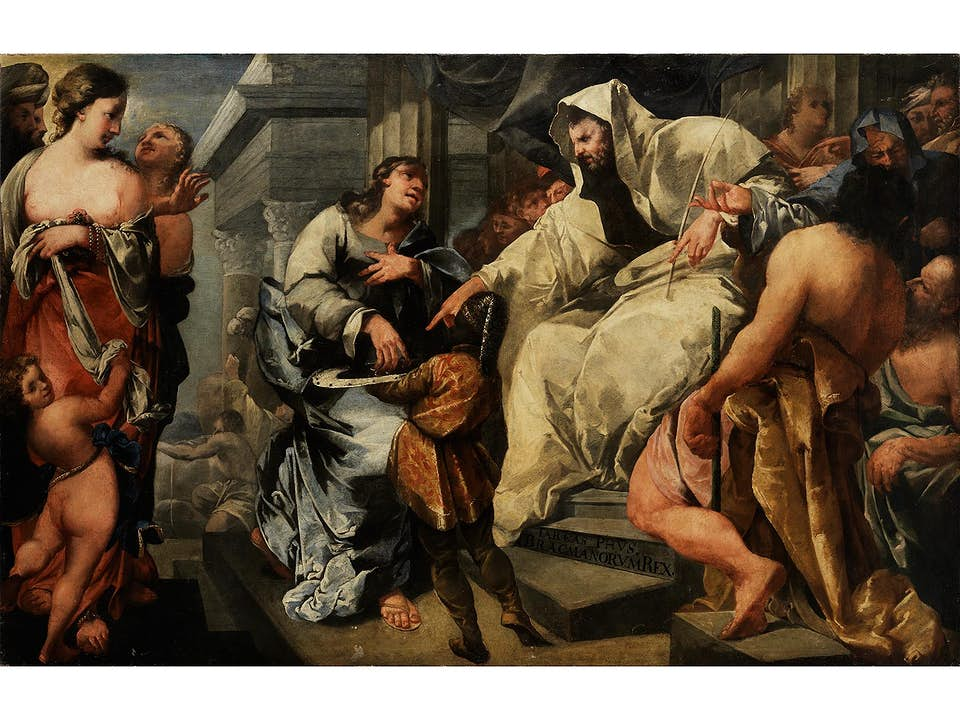 Pietro Liberi, 1614 Padua – 1687 Venedig, zug.