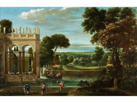 """Domenico Zampieri, genannt """"Il Domenichino'', 1581 Bologna - 1641 Neapel, zug."""