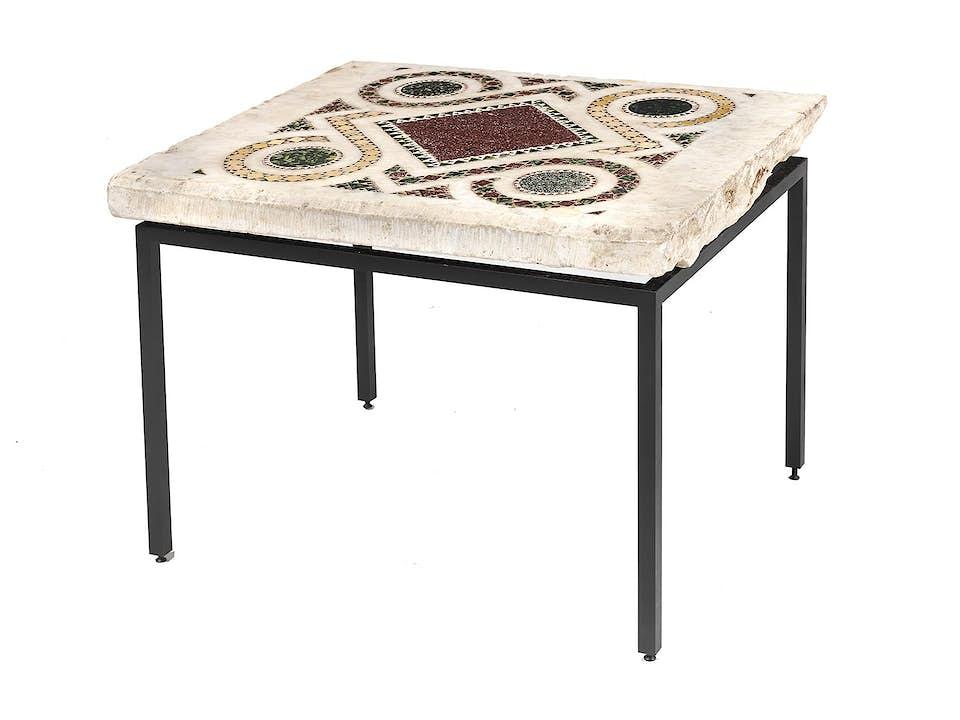 Dekorative Pietra dura-Platte
