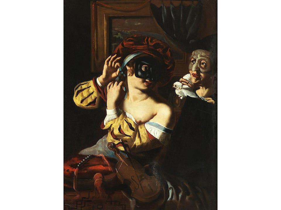 Maler der ersten Hälfte des 17. Jahrhunderts