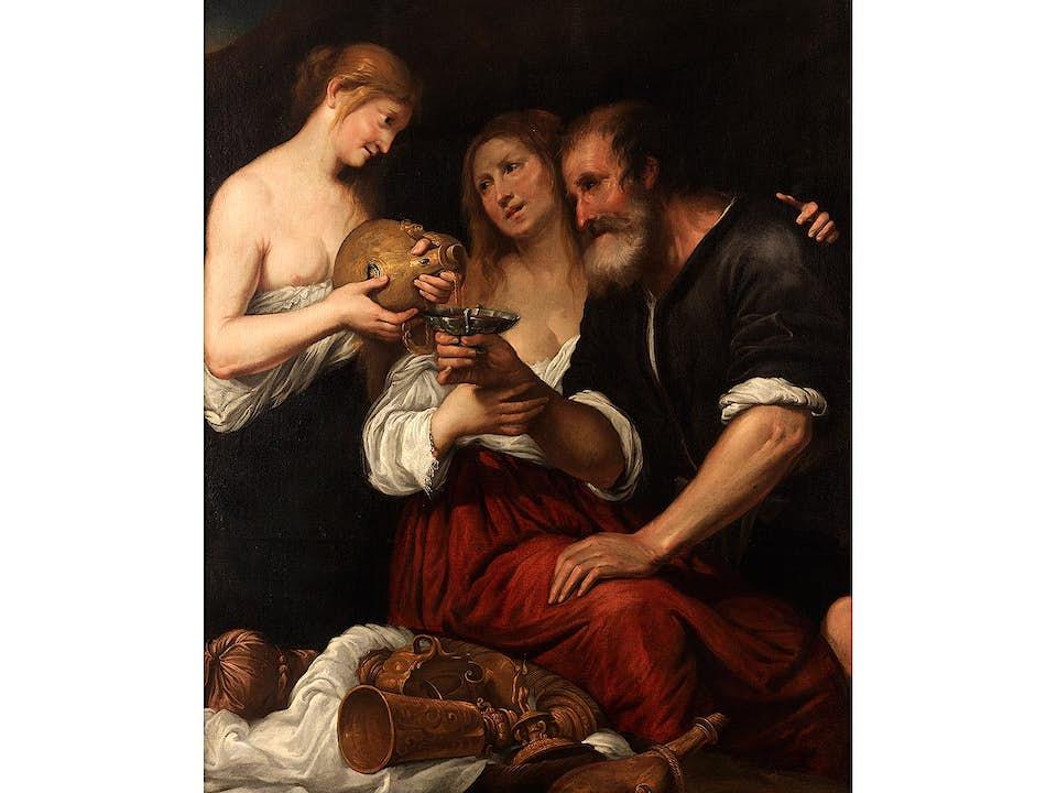 Giovanni Andrea Ferrari, 1598 – 1669, zug.