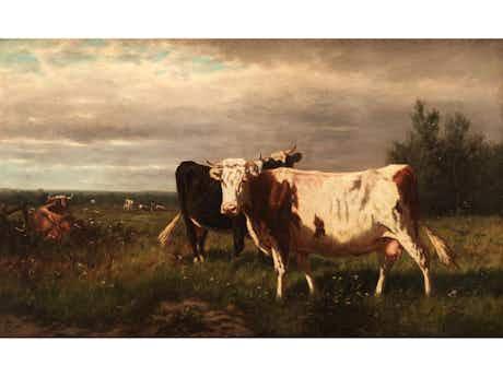 Anton Mauve, 1838 Zaandam – 1888 Arnhem, zug.
