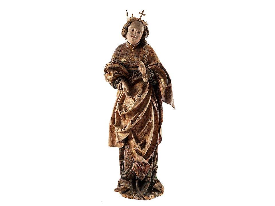 Meister der Pulkauer Altarskulpturen, Werkstatt des