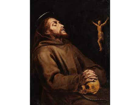 Maler des 19. Jahrhunderts in der Stilnachfolge des Gerard Seghers