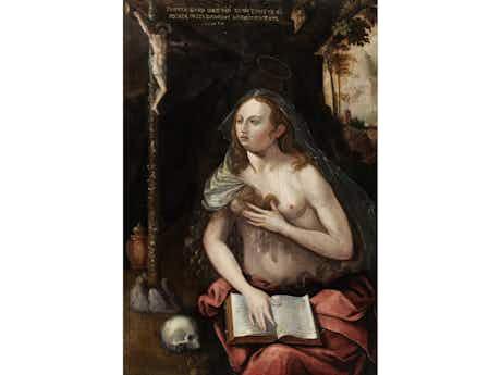 Marten de Vos, 1532 Antwerpen – 1603 ebenda, Nachfolge des