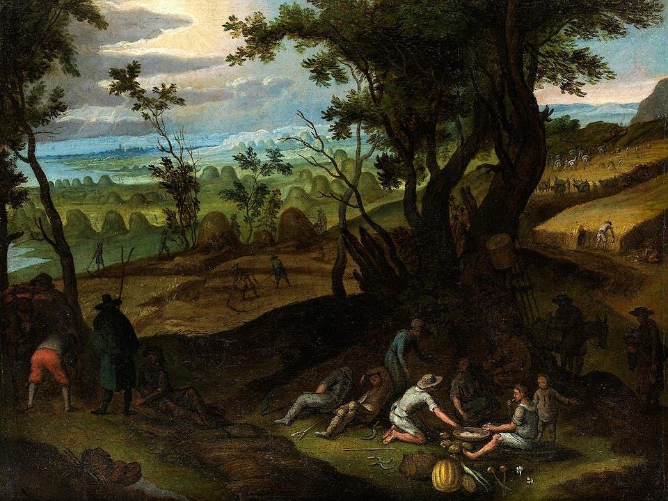 Adriaen van Stalbemt, 1580 Antwerpen - 1662 ebenda