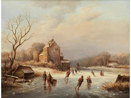 Niederländischer Maler des 19. Jahrhunderts