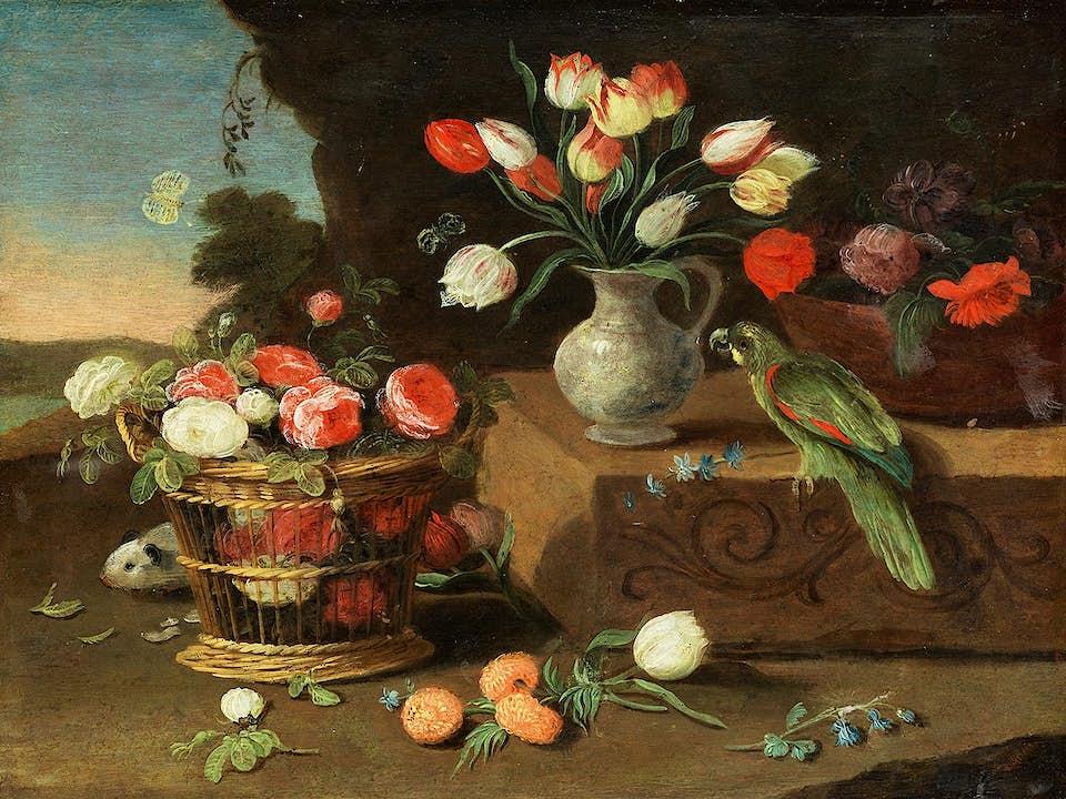 Jan van Kessel d. Ä., um 1626 – 1679