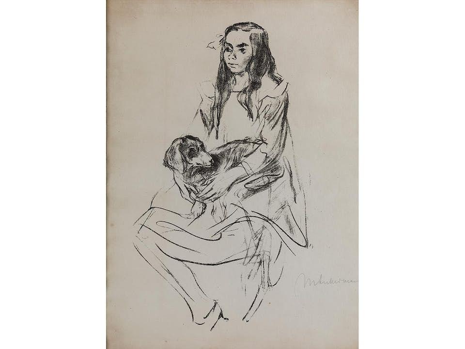 Max Liebermann, 1847 Berlin – 1935 ebenda