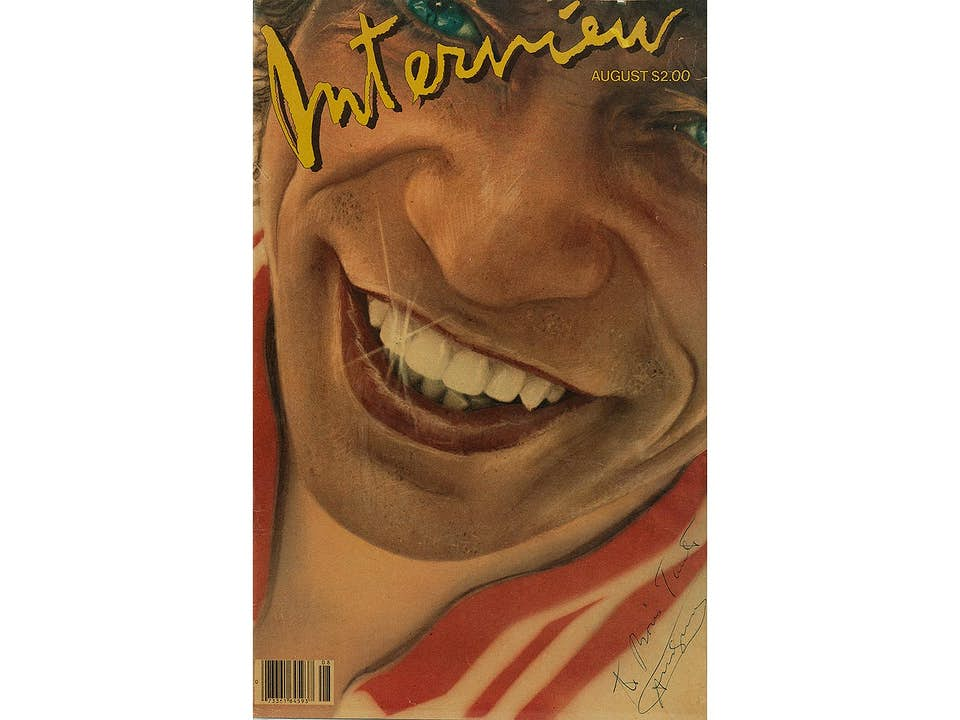 Andy Warhol, 1928 Pittsburgh – 1987 New York