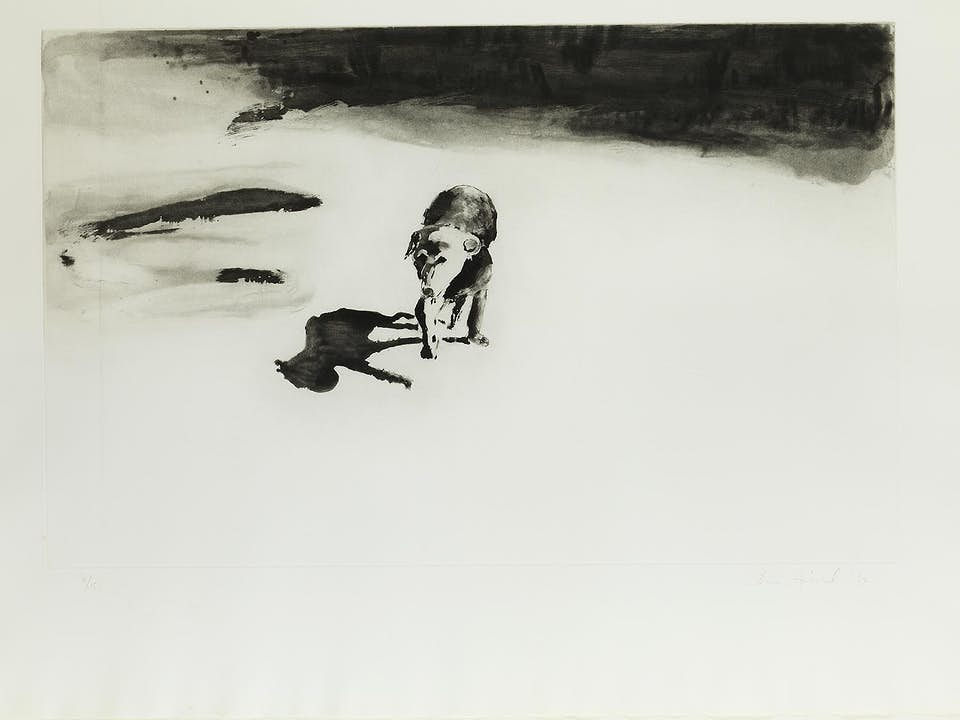 Eric Fischl, geb. 1948 New York
