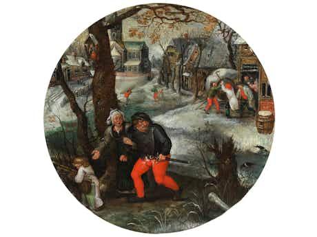 Pieter Brueghel d. J., 1564 - 1636 Antwerpen