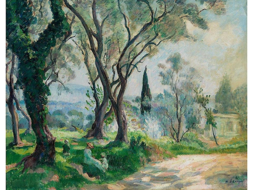 Henri Baptiste Lebasque, 1865 – 1937