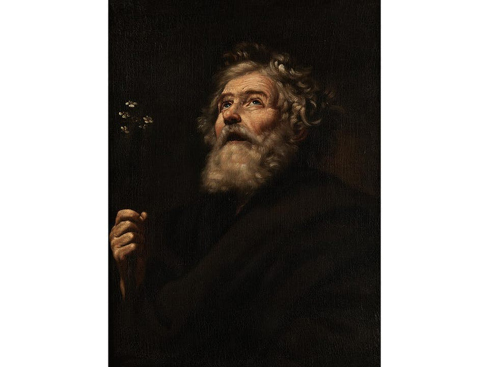Spanischer Maler des 17. Jahrhunderts aus dem Kreis des Jusepe de Ribera (1588/91 – 1652)