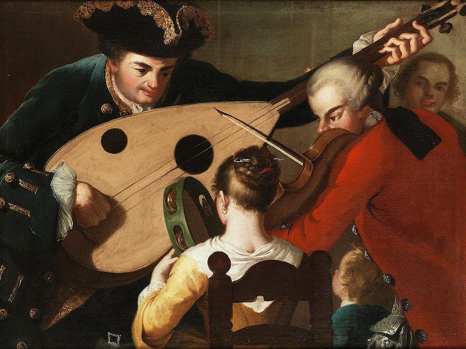 Pietro Fabris, tätig 1756 - 1792, zug.