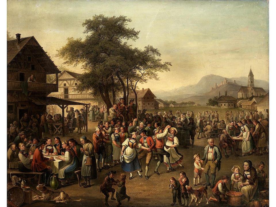 Deutscher Maler um 1800