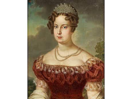 Österreichischer Maler des 19. Jahrhunderts