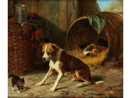 Maler der Münchner Schule des 19. Jahrhunderts