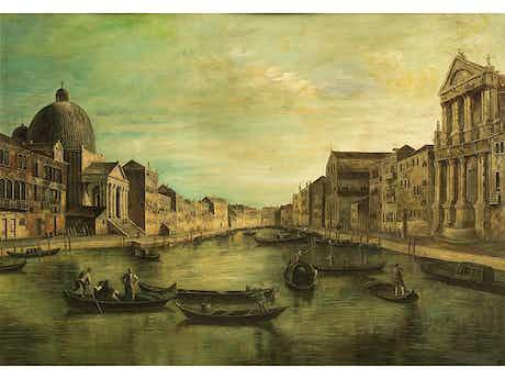 Italienischer Maler des 20. Jahrhunderts