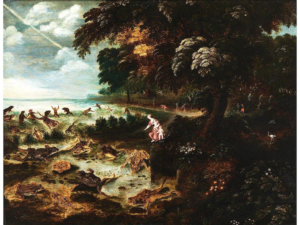 Hans Savery d. J., 1597 Courtrai - um 1654 Utrecht