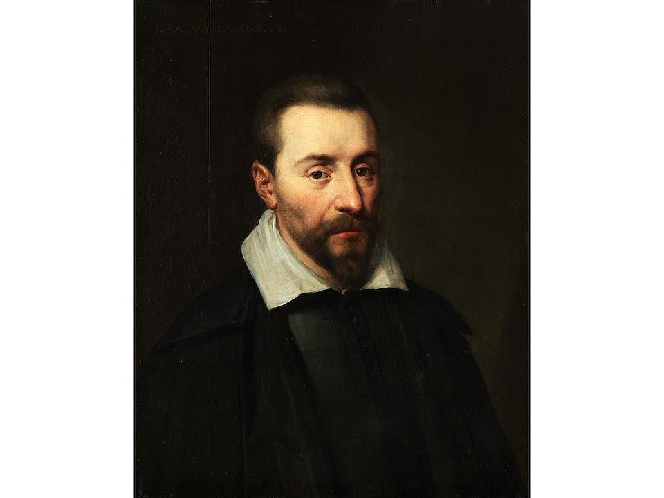 Frans Pourbus, 1545 Brügge – 1581 Antwerpen, zug.